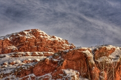 Red-Rock-Outcrop